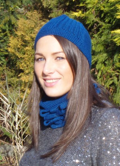 Uppingham Hat with Lace Panel